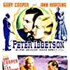 Gary Cooper, John Halliday, Ann Harding, and Ida Lupino in Peter Ibbetson (1935)