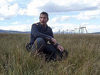 Christian Bale in Hostiles (2017)