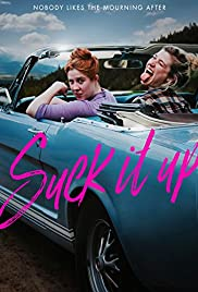 Suck It Up Poster