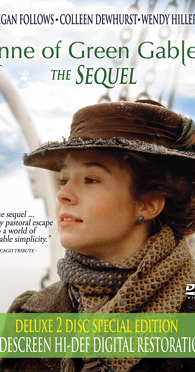 Anne Of Avonlea Tv Mini Series 1987 Imdb