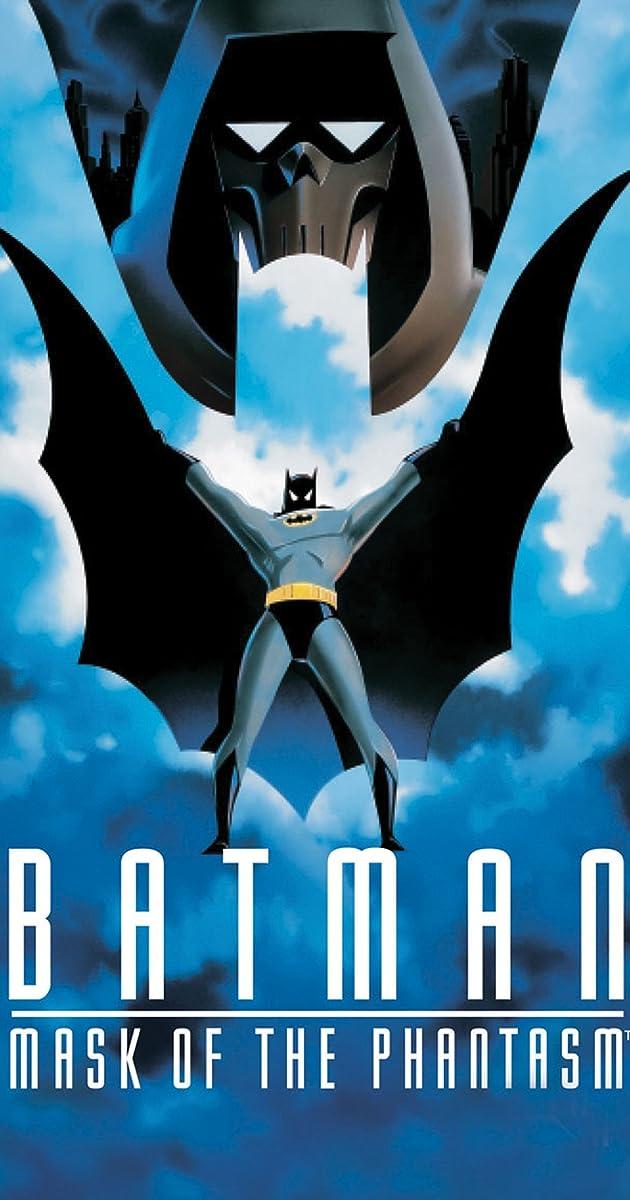 Batman Mask Of The Phantasm (1993)