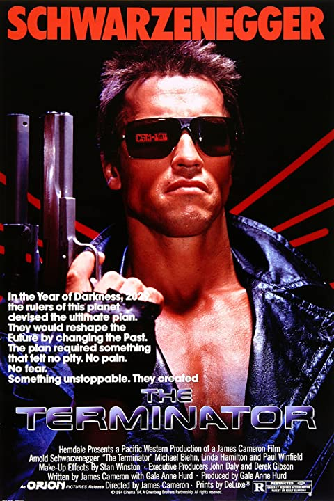 Still of Arnold Schwarzenegger in The Terminator (1984) Full Movie In Hindi Dual Audio Free Download At www.movies365.in