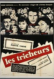 Les tricheurs Poster