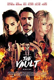 The Vault (2017) Poster - Movie Forum, Cast, Reviews
