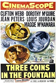 Three Coins in the Fountain(1954) Poster - Movie Forum, Cast, Reviews