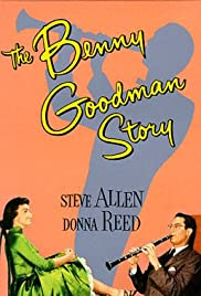 The Benny Goodman Story Poster