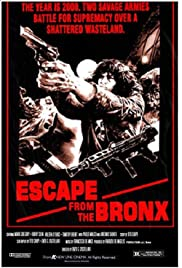 Escape from the Bronx Poster
