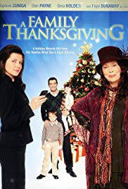 A Family Thanksgiving Poster