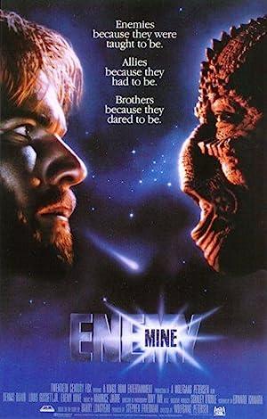 Enemy Mine poster