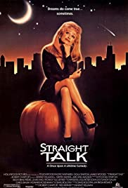 Straight Talk Poster