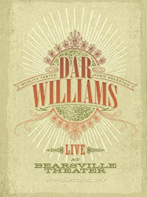 Dar Williams: Live at Bearsville Theater