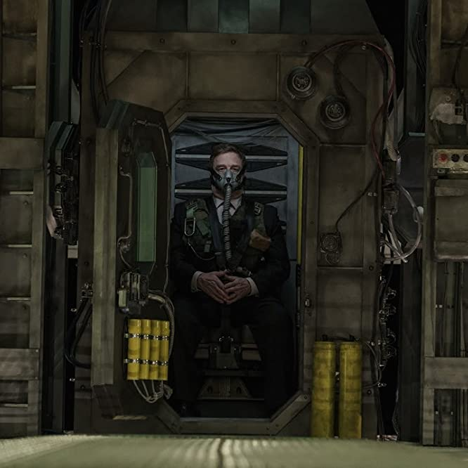 John Goodman in Captive State (2018)