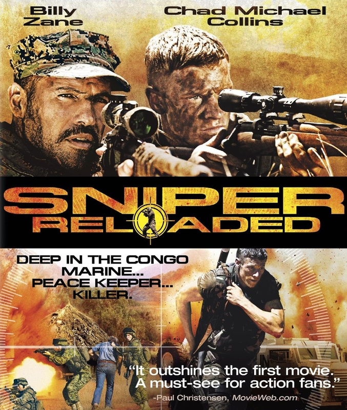 Sniper Reloaded (2011) Dual Audio 720p BluRay x264 [Hindi + English]