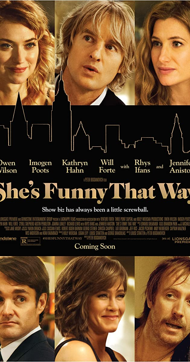She S 19 And I M Almost 17 Do I Have A Chance Pics: She's Funny That Way (2014)