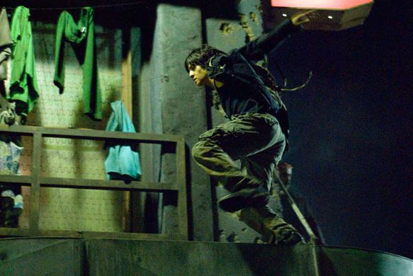 Jon Foo in Tekken (2010)