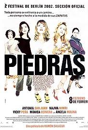Piedras Poster