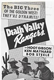 Death Valley Rangers Poster