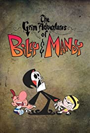 The Grim Adventures of Billy & Mandy Poster