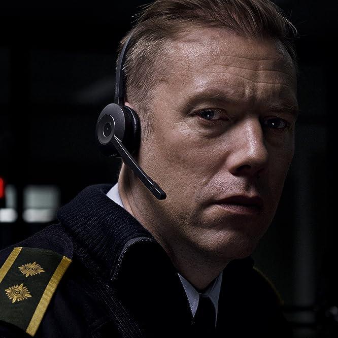 Jakob Cedergren in The Guilty (2018)