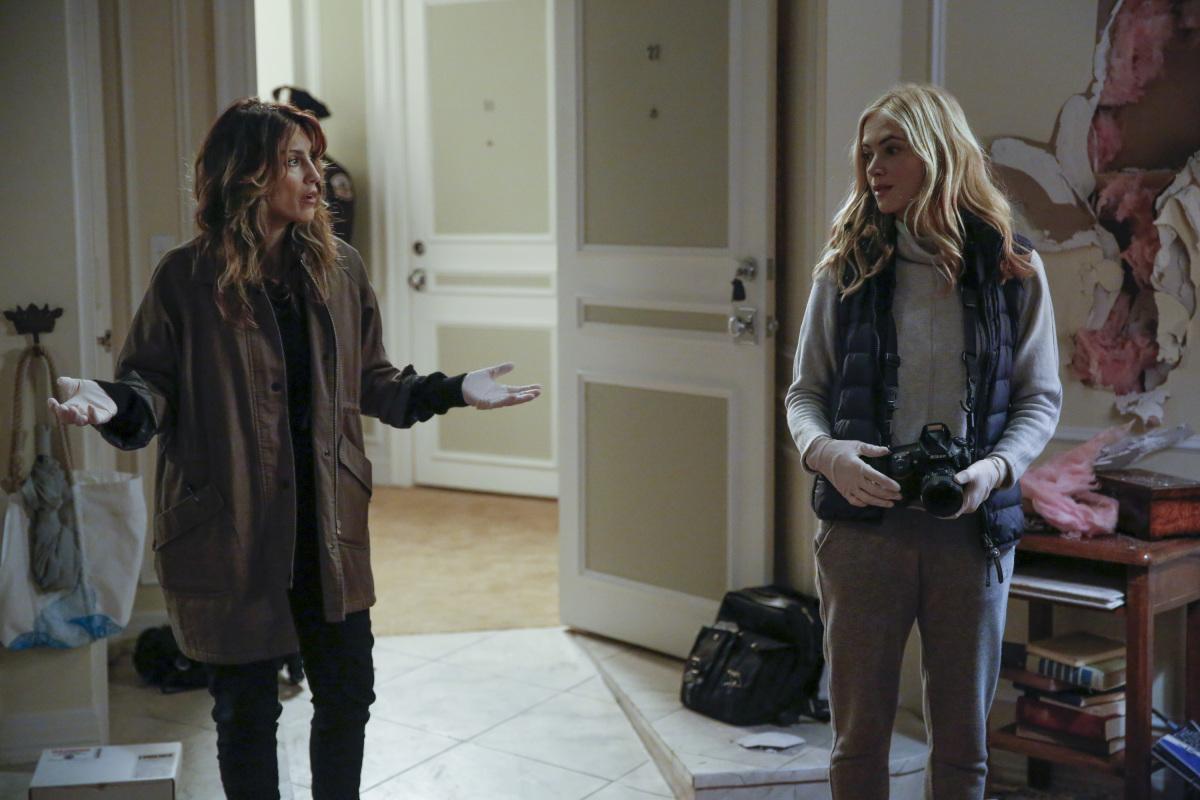 NCIS: Enquêtes spéciales: What Lies Above | Season 14 | Episode 17