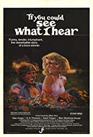 If You Could See What I Hear Poster