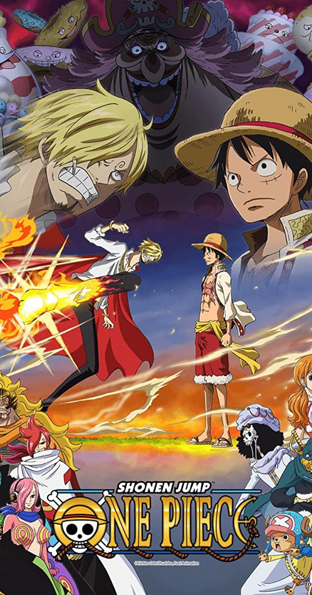 one piece anime stream ger dub