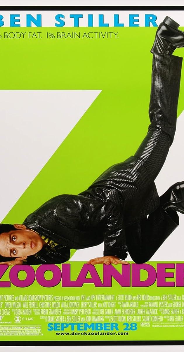 Zoolander 2001 - Imdb-6115