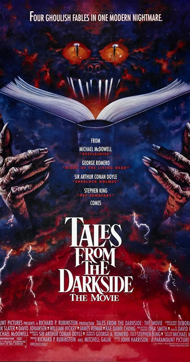 Tales From The Darkside The Movie 1990 Plot Summary