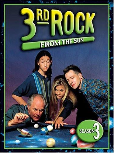 3rd rock from the sun dvd season 5
