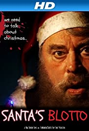 Santa's Blotto Poster