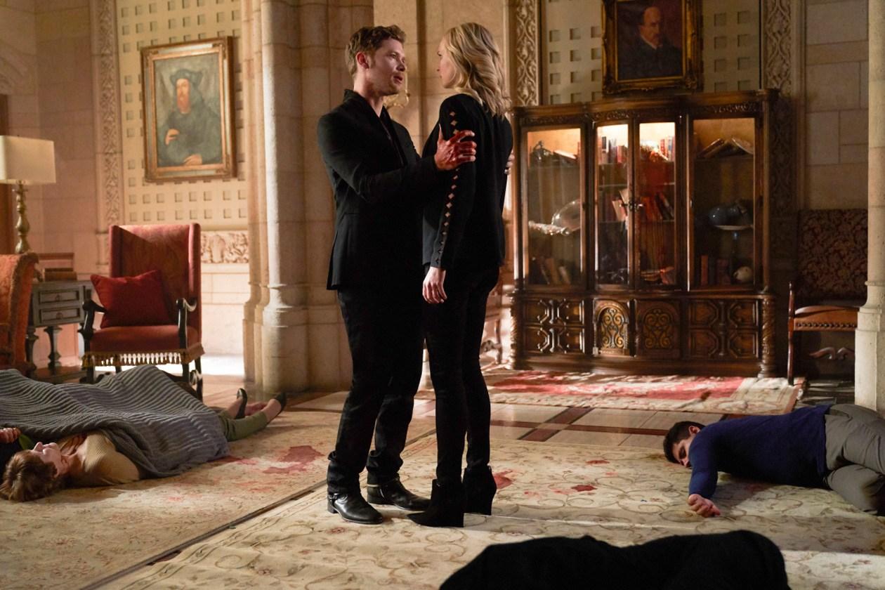 The Originals: Where You Left Your Heart | Season 5 | Episode 1