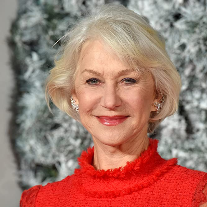 Helen Mirren at an event for Collateral Beauty (2016)