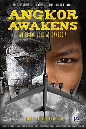 Angkor Awakens: A Portrait of Cambodia Poster