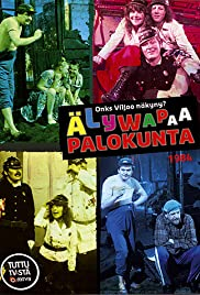 ÄWPK - Älywapaa palokunta Poster