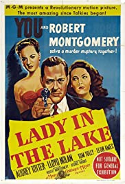 Lady in the Lake Poster