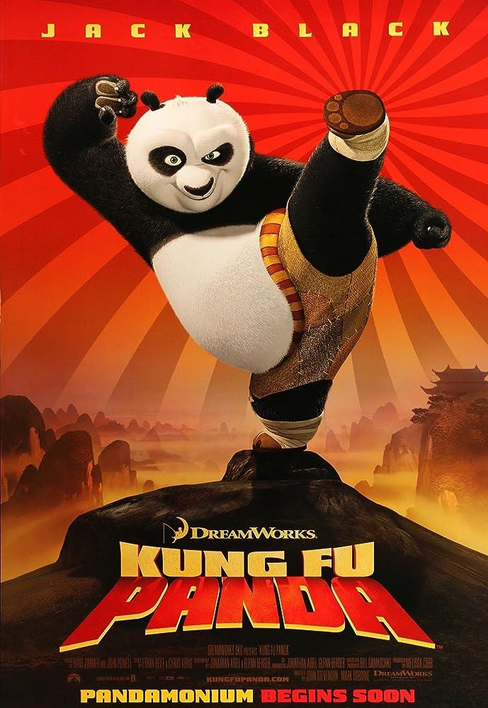 Kung Fu Panda (2008) Dual Audio 720P BluRay x264 [Hindi – English]