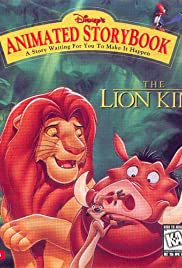 Animated StoryBook: The Lion King Poster