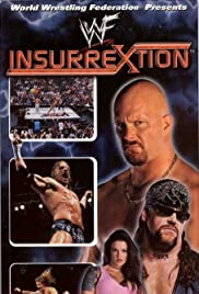 WWF Insurrextion Poster