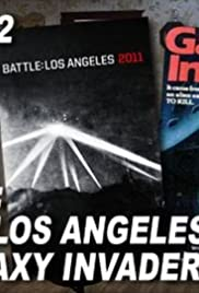 Battle: Los Angeles and The Galaxy Invader Poster