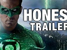 Honest Trailers - Green Lantern