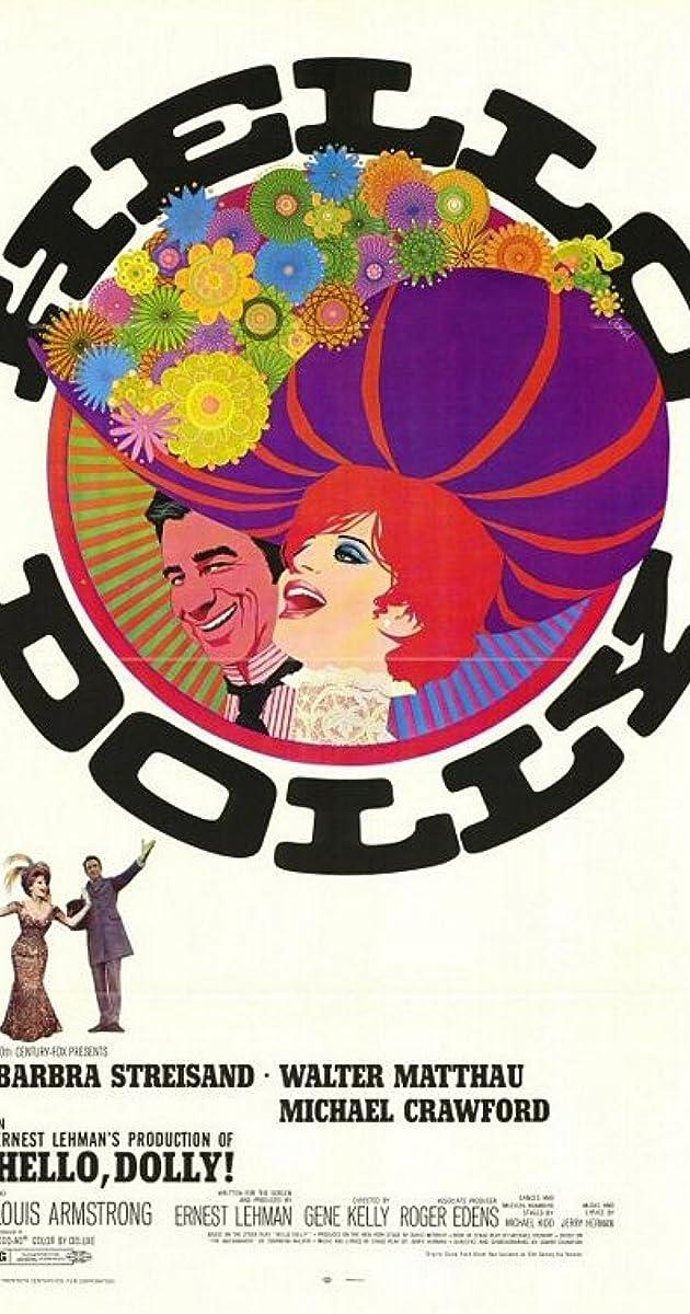 Lyric barbra streisand hello dolly lyrics : Hello, Dolly! (1969) - IMDb
