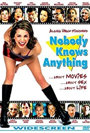 Nobody Knows Anything! Poster