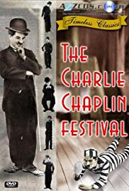 The Charlie Chaplin Festival Poster