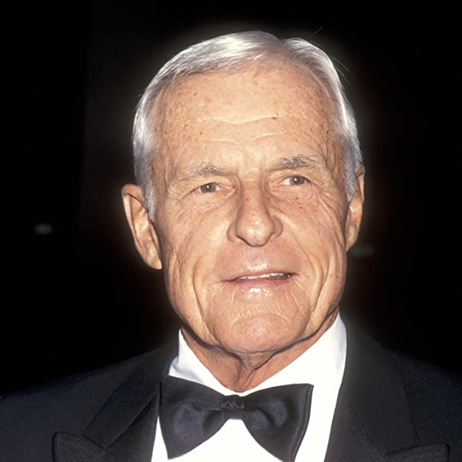 Television executive Grant Tinker attends the 13th Annual Television Academy Hall of Fame Induction Ceremony on November 1, 1997 at Leonard H. Goldenson Theatre in North Hollywood, California.