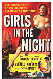 Girls in the Night Poster
