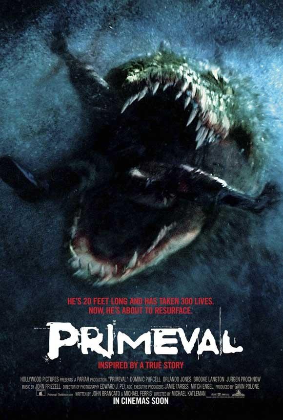 Primeval (2007) Dual Audio Hindi 300MB BluRay 480p
