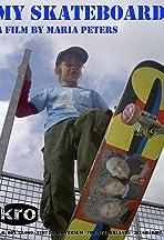 Mijn skateboard