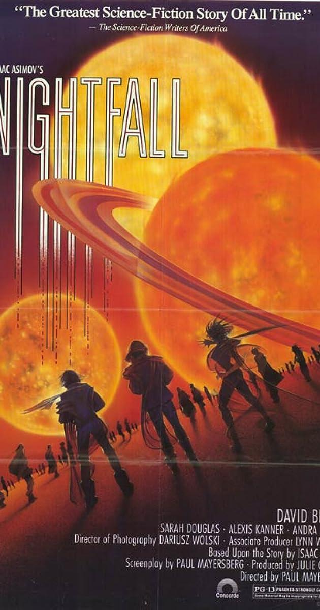 Nightfall 1988 Imdb