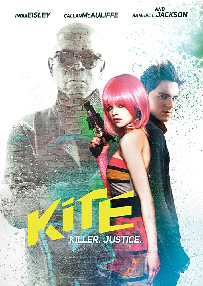Kite (2014) Hindi Dubbed [BRRip]