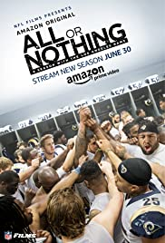 All or Nothing: A Season with the Los Angeles Rams Poster